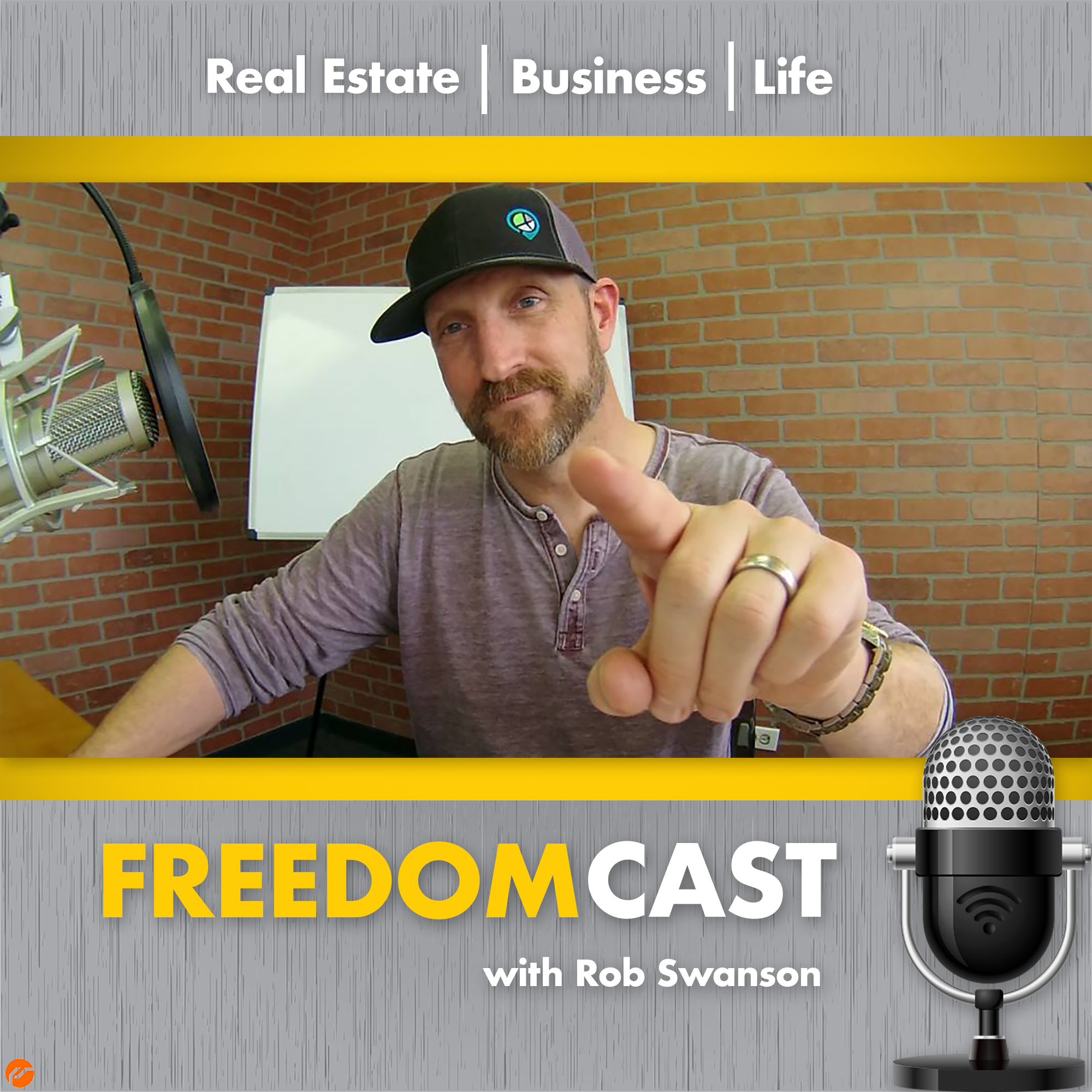 The FreedomCast with Rob Swanson